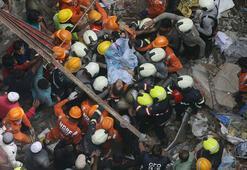 Çöken binada can kaybı 14e çıktı