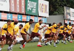 Galatasarayın kamp kadrosu açıklandı