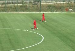 Antalyaspor ile Gençlerbirliği hazırlık maçında 1-1 berabere kaldı