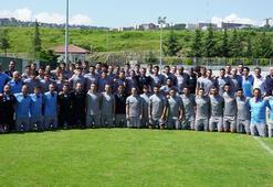 Trabzonsporun hazırlık maçlarının programı açıklandı