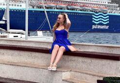 Marmarise gemiyle İspanyol turistler geldi