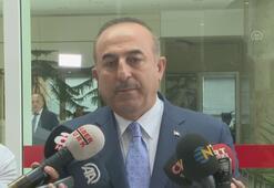 Bakan Çavuşoğlundan Erbil açıklaması