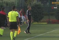 Beşiktaş: 2 - Pendikspor: 1 (Hazırlık Maçı)