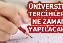 YKS sonuçları açıklandı Üniversite tercihleri ne zaman yapılacak