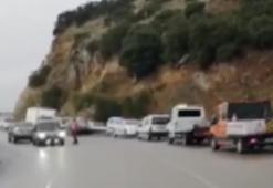 Ispartada trafik kazası