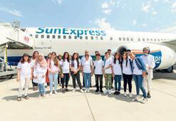 Çocuklar, FunExpress ile  hayallerinin tatiline kavuştu