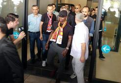 Michael Seri İstanbula geldi