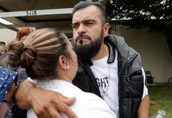 ABDde kiliseye sığınan Meksikalı göçmen gözaltına alındı