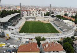 Denizli Atatürk Stadında işlem tamam