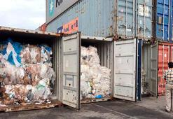 83 konteyner dolusu plastik atık geri gönderiliyor