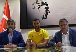 Ankaragücü, Alihan Kubalasla imzaladı