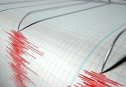 Son dakika... Vanda deprem Büyüklüğü...