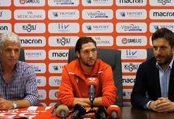 Ahmethan Köse, Samsunspor ile sözleşme imzaladı