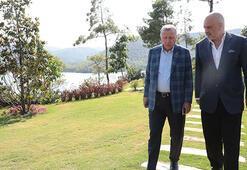 Cumhurbaşkanı Erdoğan Arnavutluk Başbakanı ile görüştü