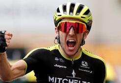 Fransa Turunda 12. etabı Yates kazandı