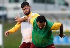 Galatasarayda Leipzig öncesi taktik çalışma