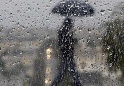 Meteorolojiden 11 il için kuvvetli yağış uyarısı İstanbul hava durumu