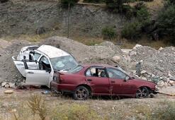 Cenaze yolunda kaza Ölü ve yaralılar var