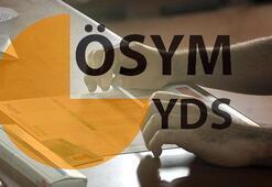 YDS/2 başvuruları alınmaya devam ediyor YDS başvurusu nasıl yapılır