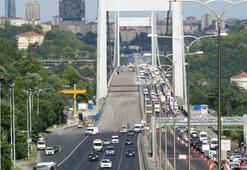 FSM köprüsünde çalışmalar ne zaman sona erecek Bakan Cahit Turhan açıkladı