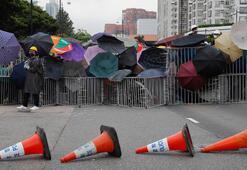 Hong Konglu protestocular Tayvana kaçtı