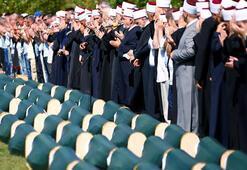 Bosna Savaşının 86 kurbanı daha toprağa verildi