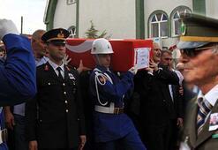 Şehit Binbaşı Zafer Akkuşa son görev