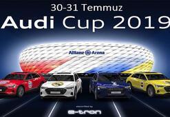 3 büyüklerin hazırlık maçları ve Audi Cup D-Smartta