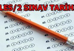 ALES/2 sınavı ne zaman yapılacak ALES geç başvuru tarihi ne zaman
