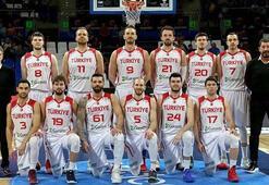 A Milli Erkek Basketbol Takımı Slovenya yolcusu