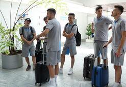 Trabzonspor kamp için Avusturyada