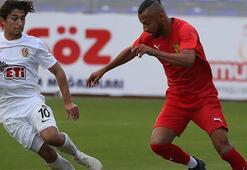 Göztepe-Eskişehirspor: 1-1