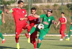Çaykur Rizespor-Traktör FC: 0-1