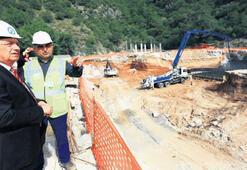 Bodrum'un altyapısına 321 milyon lira yatırım