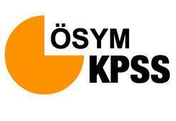 KPSS sınavı saat kaçta (3. Oturum İşletme, Muhasebe, İstatistik)