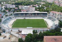 Denizlispor yenilenen stadında iddialı: Galatasarayı yeneriz