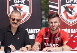Gazişehir Gaziantepte transfer: Alin Tosca