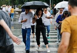 Meteoroloji yeni haftanın raporunu yayımladı Çarşamba günü...
