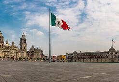 Amerika kıtasının en eski kentlerinden Meksiko
