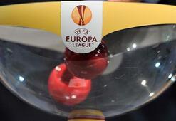UEFA Avrupa Ligi kura çekimi saat kaçta başlayacak