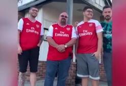 Bellerinden Arsenal taraftarlarına büyük sürpriz