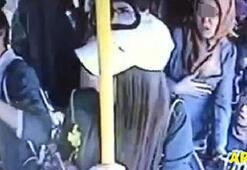 Halk otobüsünde taciz Babam yaşında adamsın, utanmıyor musun'