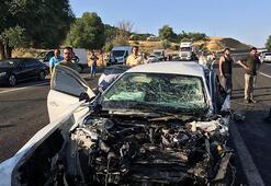 Bingölde feci kaza: Ölü ve yaralılar var