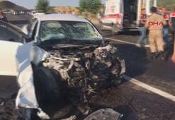 Bİngölde feci kaza