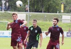 Trabzonspor: 0 - Haladas Szombathely: 0