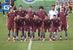 Trabzonspor - Szombathelyi Haladas 0-0 (Hazırlık Maçı)