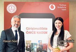 Kadın girişimciye 'mobil' destek