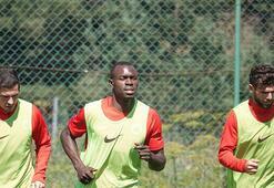 Zargo Toure, Gençlerbirliğinin kampına katıldı