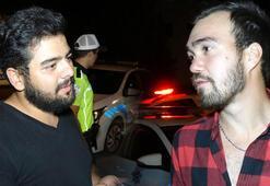 Polis uygulamasında ilginç diyalog Kız arkadaşım çok rica etti, kıramadım