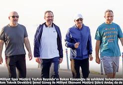 Olimpiyatlarda kürsüye Türkiye yakışır